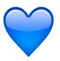 Blaues Herz Bedeutung