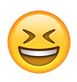 Lachender Smiley Bedeutung