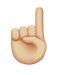 Zeigefinger Smiley Bedeutung