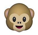 Affen-Smiley