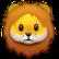 Löwe Smiley