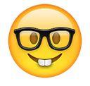 smiley mit sonnenbrille bedeutung