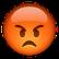 Roter Kopf 😡 U+1F621
