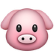 Schwein Emoji