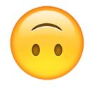 Umgedrehter Smiley 🙃