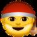 Weihnachtsmann Emoji