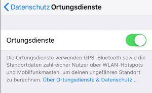 iPhone Fake GPS ohne Jailbreak