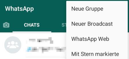 Whatsapp Gruppen Blockieren