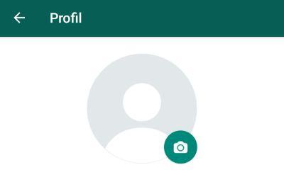 WhatsApp Kontaktbild ändern: Eigenes und fremdes