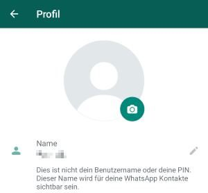 Whatsapp Blockiert Profilbild Sichtbar