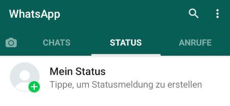 Whatsapp Status Wird Nicht Angezeigt Was Tun Smiley