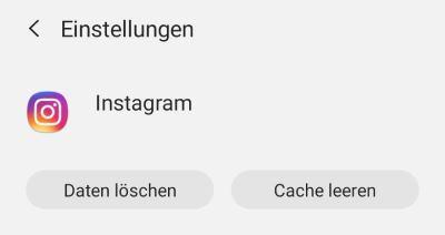 whatsapp cache leeren