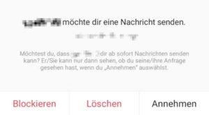 Wiederherstellen gelöschte instagram nachrichten Instagram Chatverlauf