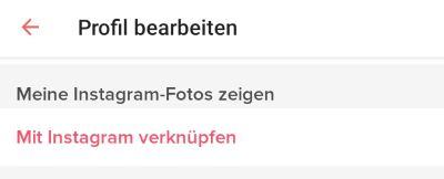 Tinder: Instagram Namen herausfinden und Profil sehen