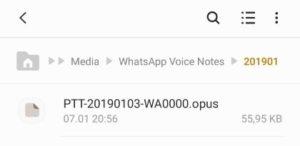 Whatsapp Audio In Mp3 Umwandeln