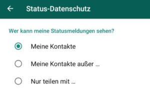 Whatsapp Status Blockiert Was Sieht Der Andere Smiley