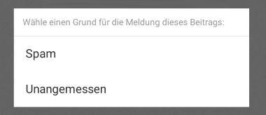 Instagram wer hat mich gemeldet? › smiley-bedeutung.de